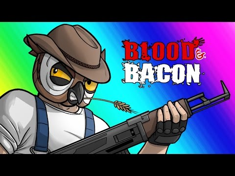 Thumbnail: Blood and Bacon - Origin Story of Wildcat