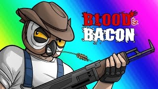 Blood and Bacon - Origin Story of Wildcat