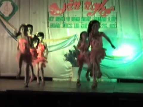 Amore Mio - Lớp 2a - Trường Mỹ Sơn A
