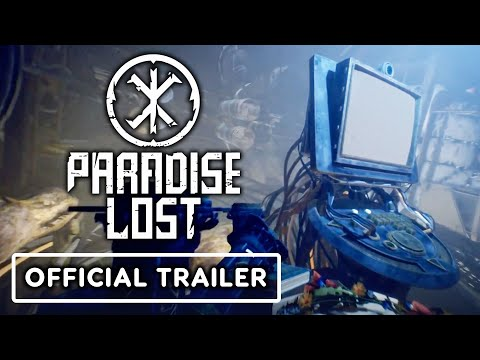 Paradise Lost - Official Release Date Trailer