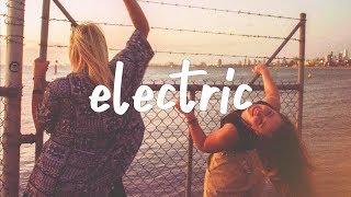 Alina Baraz - Electric feat. Khalid (Lyric Video) Ryan Riback Remix