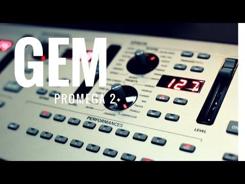 Nagrania dla muzykuj.com – Generalmusic Promega 2+ – musikmesse 2017 gra: Kamil Barański www.muzykuj.com