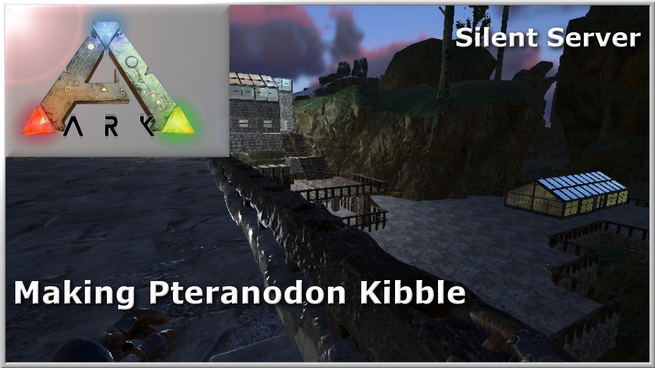how to make pteranodon kibble recipe