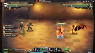 [Naruto Online] Ninja Exam Lvl 98 with Midnight Blade (28263 Power)