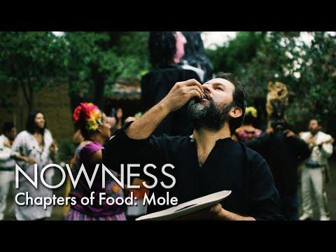 What Makes Mole Sauce?