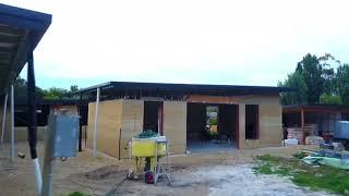 Hemp House in Margaret River WA - By Hemp Homes Australia
