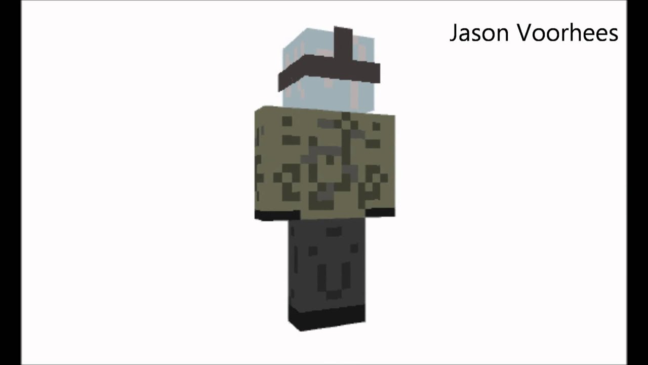Minecraft Skins YouTube - Skins para minecraft pe jason