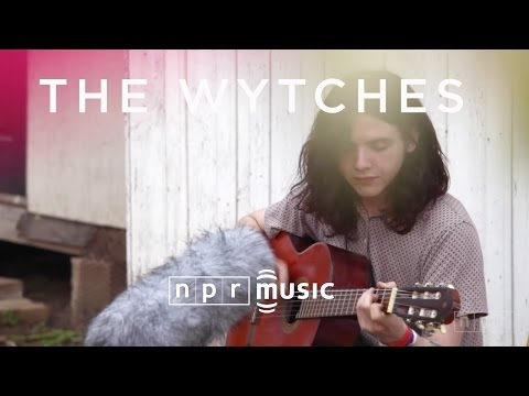The Wytches: NPR Music Field Recordings