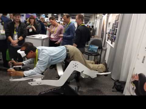 Consumer Electronics Show (CES) 2017 Day 2 – Las Vegas, Nevada [Travelling Foodie]