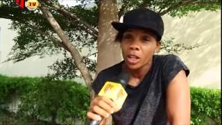 HIPTV NEWS - PAPII J SHOOTS NEW VIDEO. (Nigerian Entertainment News)