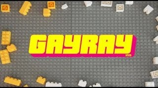 Gayray Showreel 2013: No Play, No Gain!