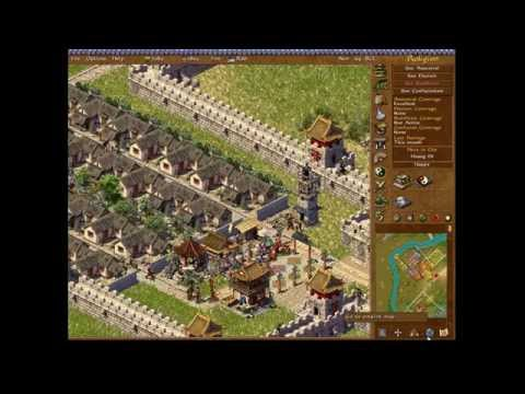 Emperor: Rise of the Middle Kingdom - Han Dynasty - Golden City of Gaodi