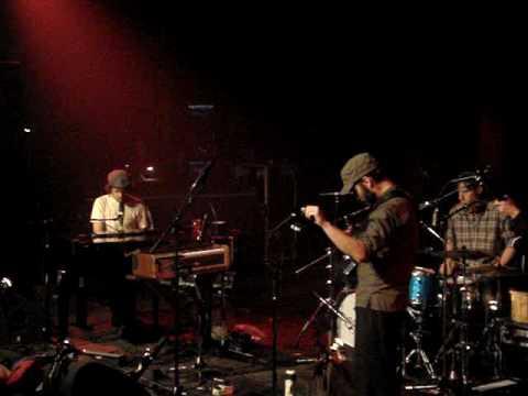 Patrick Watson - Bright Shiny Lights (live @ Melkweg)
