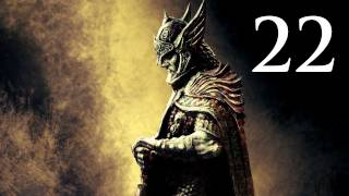 Elder Scrolls V: Skyrim - Walkthrough - Part 22 - Words of Power (Skyrim Gameplay)