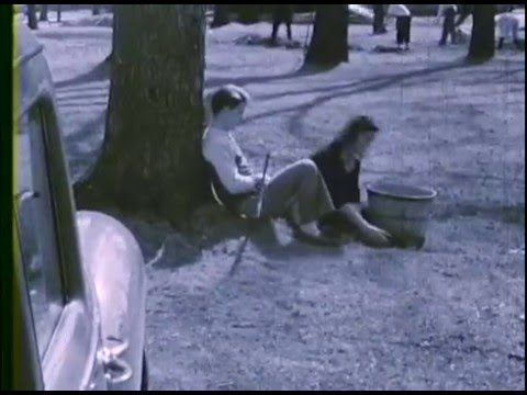 Wayland Academy in the 1940s - Archival Footage