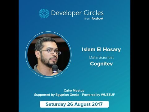 Building The Shoppable Web | FB Developer Circles & Egyptian Geeks Meetup