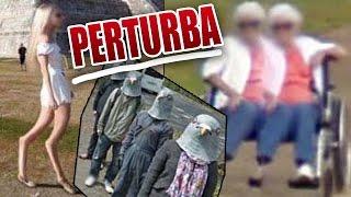 TOP 15 fotos más PERTURBADORAS (humor) de Google Maps Free HD Video
