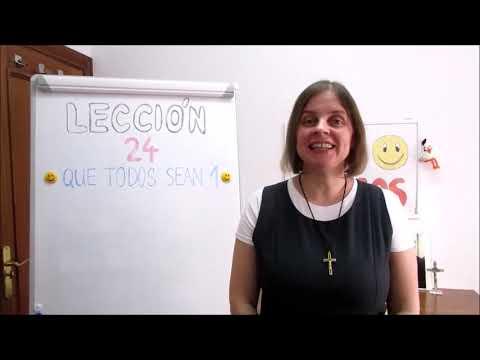 Hola amigos - 24. lekce španělštiny s misionářkou
