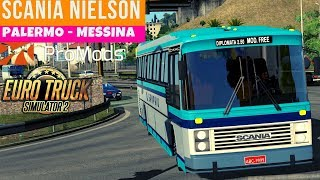 "[""ETS2"", ""1.35"", ""ProMods"", ""2.41"", ""Scania"", ""Nielson"", ""Palermo"", ""Messina"", ""Euro"", ""Truck"", ""Simulator"", ""ETS2 1.35"", ""ETS2 1.35 ProMods"", ""ETS2 1.35 ProMods 2.41"", ""ets2 scania nielson"", ""Scania Nielson 250"", ""Scania Nielson""]"