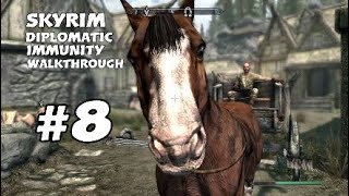 Elder Scrolls V: Skyrim Diplomatic Immunity Walkthrough (Mission #8)