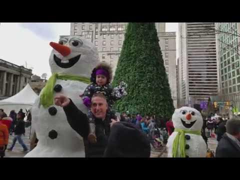 Vancouver CHRISTMAS 2017: TELUS PRESENTS VANCOUVER SANTA CLAUS PARADE 2017 December 3 (Long Version)