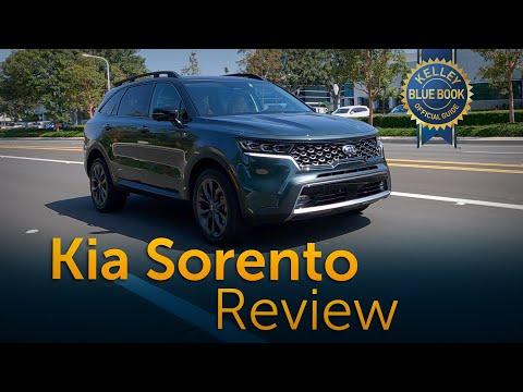 2021 Kia Sorento   Review &  Road Test