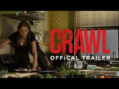 Crawl   Official Trailer   Paramount Pictures Australia