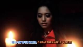 Lagu Rohani, Vanessa Goeslaw - Holy Night (Share ulang - Ferryan Music)