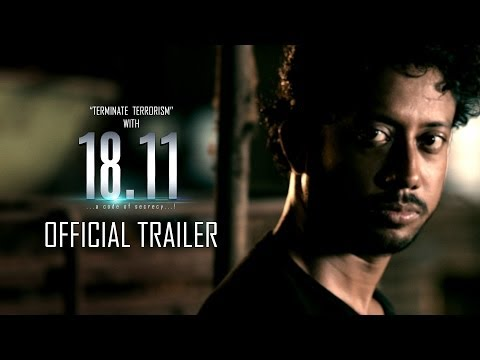 18.11  ( a code of Secrecy..!!)   Official Theatrical Trailer