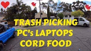 Street Scrapping Trash Picking PC Mahem