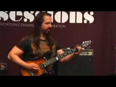 Guitar Center Sessions: John Petrucci- Paradigm Shift mp3