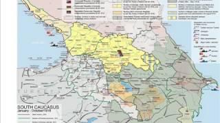 Caucasian Albania Aran Shirvan Lezgistan