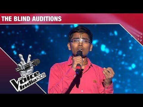 Manas Goswami Performs on Tu Jaane Na | The Voice India Kids | Episode 7