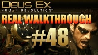 All quiet on the eastern front until Adam gets punked in room 404 This is part 48 of my REAL walkthrough of Deus Ex Human Revolution Thanks for watching