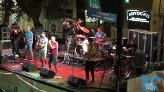 7. L'essència - Concert plaça de la Vila de Gràcia 2016