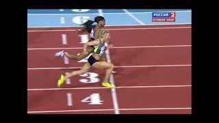 Русская Зима 2013 60 метров женщины финал