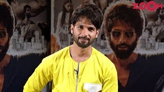 Shahid Kapoor on why he chose Kabir Singh and his experience with Kiara Advani | Exclusive