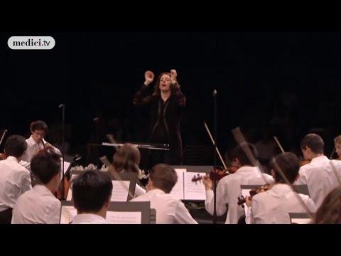 Alondra de la Parra - Arturo Mârquez - Danzón No. 2 - Verbier Festival
