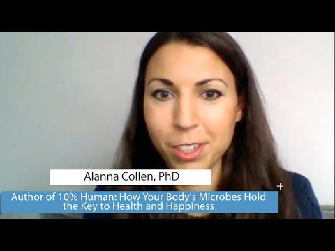 Autoimmune Disease Gut Bacteria & Akkermansia muciniphila w/ Alanna Collen