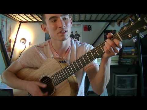 Imagine Dragons - Yesterday - Guitar Tutorial