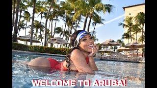 LUXURY ARUBA BAECATION ROOM TOUR!! | AALIYAH JAY
