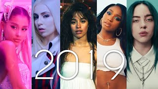 Best Hit Songs of 2019