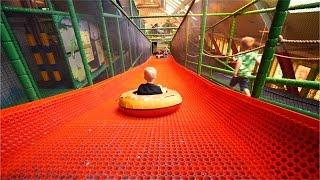 [Part 2/4] Indoor Playground Fun for Kids and Family at Lek & Bus Nacka
