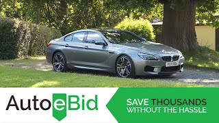 BMW 6 Series Gran Coupe 2016 Video Review AutoeBid