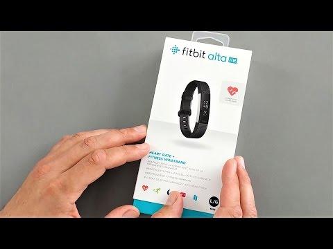 Test: Fitbit Alta HR - Fitnesstracker mit Herzfrequenzmessung   deutsch
