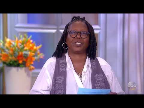 No Comment From Trump On California Fires, Soldiers Killed In Niger | The View