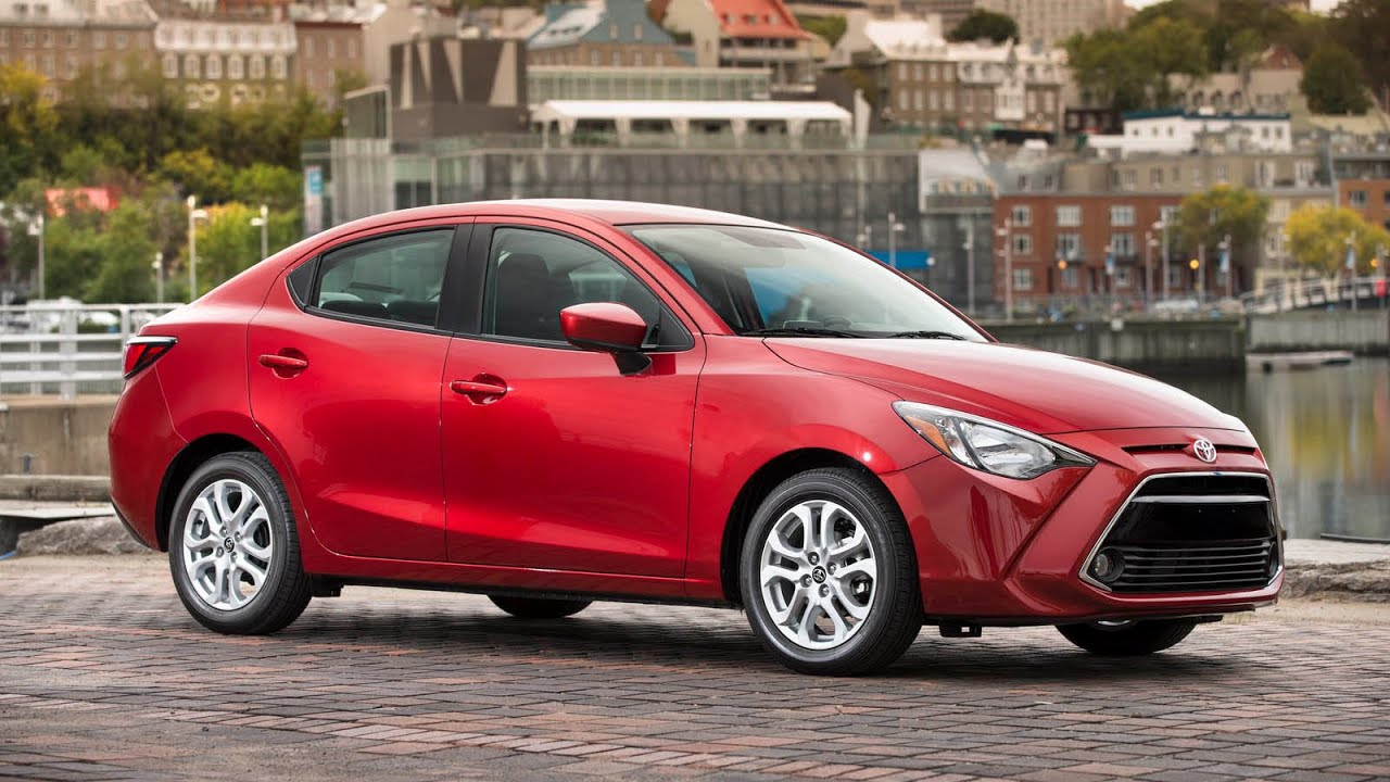 2016 Toyota Yaris Sedan Review Rendered Price Specs Release Date You