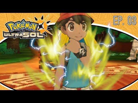 Pokémon Ultra Sol Ep.3 - UNA NUEVA MEGA PULSERA Z !
