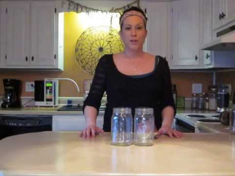 How to clean your fruits and veggies with Kangen water.