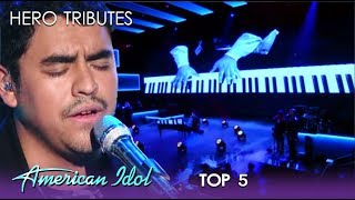 Download Alejandro Aranda: This CRAZY Piano Performance May Have Just Locked In The Win! | American Idol 2019 Mp3 and Videos